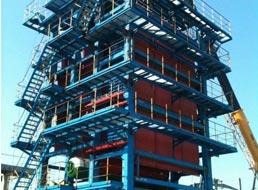 35 Ton Waste Heat Boiler in Kazakhstan