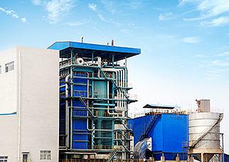 QXX CFB Hot Water Boiler