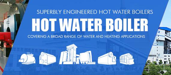 Industrial Hot Water Boiler