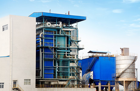 CFB Steam Boiler IN china
